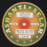 Chazbo Meets Ashanti Selah - Through The Gates / Dub / 36 Chambers Of Dub / Dub (Roots Temple) 10""